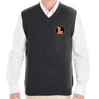LH - Men's Pilbloc™ V-Neck Sweater Vest Thumbnail